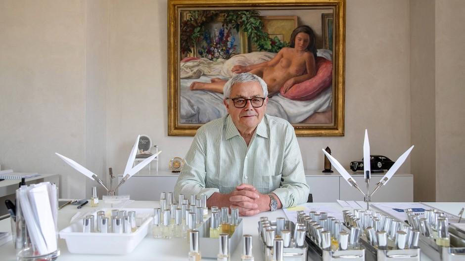 """François Demachy: """"Parfum gehört zum Leben der Menschen, so wie das Essen."""""""