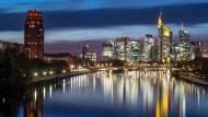 Es grünt nicht ganz so grün: Noch ist Frankfurt sehr weit vom Ziel der Klimaneutralität entfernt