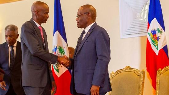 Neuer Ministerpräsident in Haiti ernannt