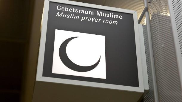 Mann gesteht Brandstiftung in muslimischem Gebetsraum