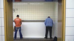 Frankfurt fehlt es an öffentlichen Toiletten