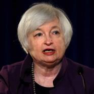 Hoffnungsträgerin gegen die Krise: Präsidentin der amerikanischen Zentralbank Janet Yellen