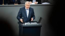 """""""Deutschland gehört zu den sichersten Ländern der Welt"""""""