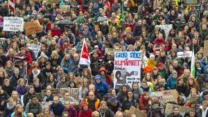 Globaler Klimastreik geht in die zweite Runde