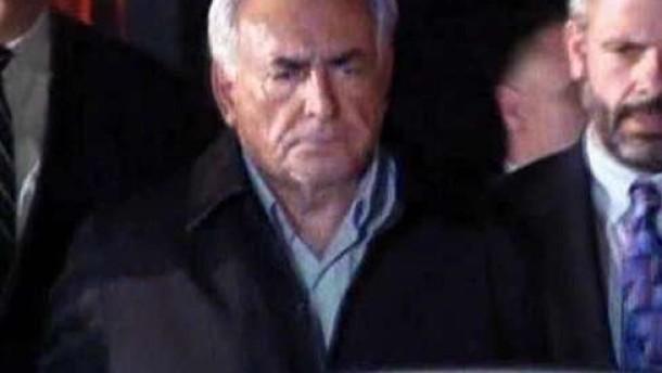 Zimmermädchen identifiziert Strauss-Kahn