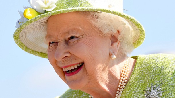 Wie die Queen den Brexit vergisst