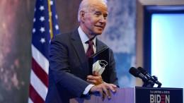 Biden veröffentlicht Steuererklärung für 2019