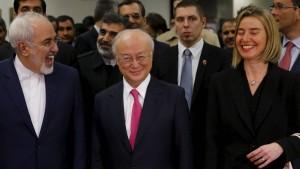 Alle feiern das Atomabkommen − nur Israel nicht