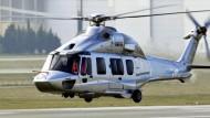 Erstflug für Eurocopter-Hubschrauber EC175