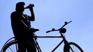 Junger Fahrradfahrer mit 2,8 Promille erwischt