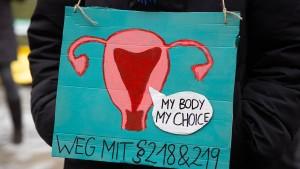 Streit um Werbung für Abtreibungen