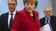 Merkel setzt Ethik-Kommission zur Kernkraft ein