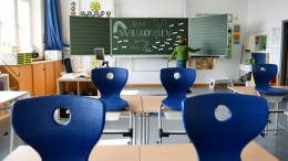 In der Pandemie schloss Deutschland seine Schulen besonders lange