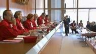 Karlsruhe billigt EU-Vertrag mit Auflagen