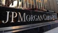 Die Großbank JP Morgan hat im zweiten Quartal mehr als 6 Milliarden Dollar verdient.
