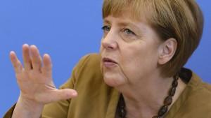 CDU-Wirtschaftsflügel setzt Merkel unter Druck