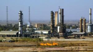 Kurdische Ölgeschäfte