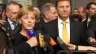 Union und FDP erleichtert über Köhlers Erfolg