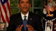Obama: Kampf gegen Öl wird Jahre dauern