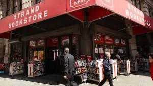 Bangen um New Yorks berühmteste Buchhandlung