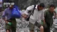 Sichuan kämpft gegen die Fluten