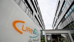 Curevac nicht Teil des deutschen Impfprogramms
