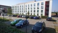 Begehrter Platz: Studentenwohnheim in Frankfurt