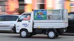 Abbiege-Assistenten für mehr Müllfahrzeuge