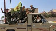 Wichtigster Verbündeter der USA in Syrien: Kämpfer der kurdischen YPG