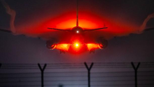Flughäfen senden Mahnung aus