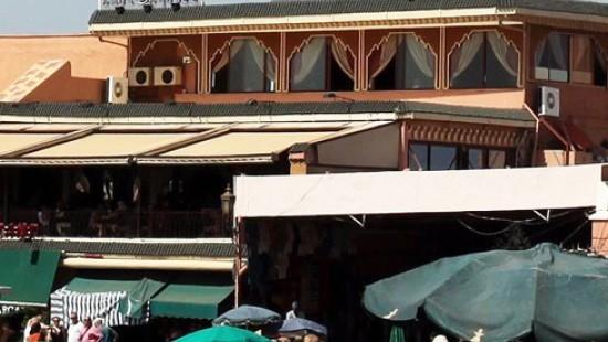 Tourismus trotz Terrorismus in Marrakesch