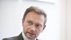 """Alles, bloß kein CDU-Finanzminister"""