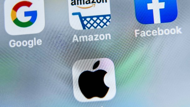 Strengere Regeln für Google, Apple & Co.