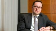 Deutschlandchef der Investmentbank Goldman Sachs: Wolfgang Fink