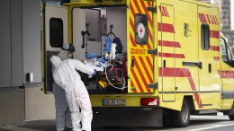 Krankenhaus nimmt Covid-19-Patienten aus Italien auf