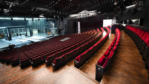 Theater nicht nur für Auserwählte