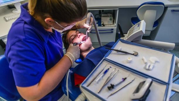 Zahnarztpraxen für Investoren tabu