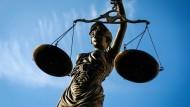 Prozess gegen ein Pärchen wegen Mordes: Die Anklage fordert lebenslänglich.