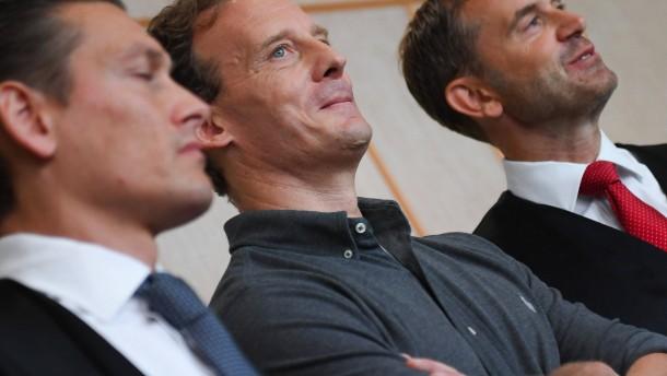 Zeuge erhebt schwere Vorwürfe gegen Falk