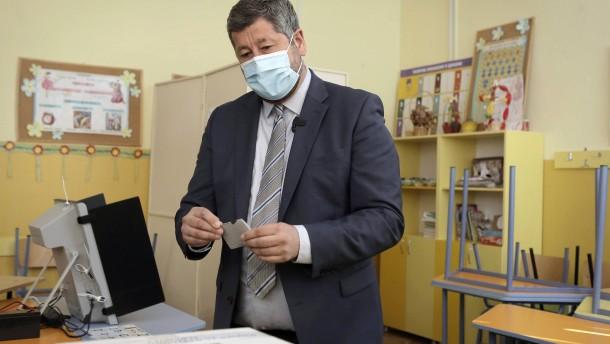 Bulgarien wählt zum zweiten Mal in drei Monaten