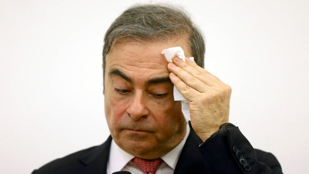 Renault verklagt Carlos Ghosn auf Schadenersatz