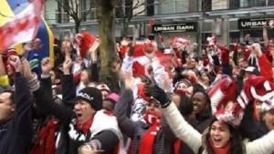 Vancouver feiert Olympia-Abschluss