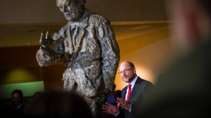 """Schulz: """"Dieses Land braucht eine neue Führung"""""""