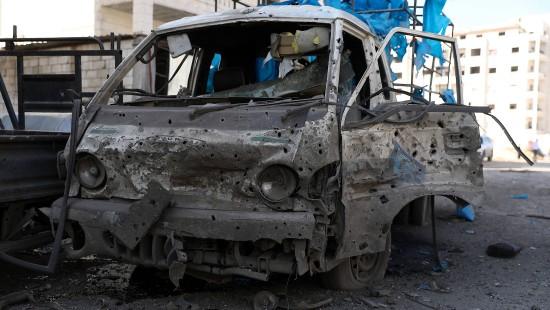 Das Elend von Idlib