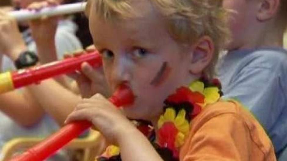 Wie bändige ich die Vuvuzela?
