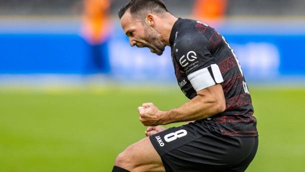 Starker VfB setzt sich in Berlin durch