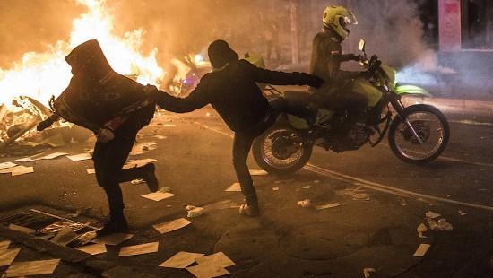Wütende Proteste nach Polizeieinsatz