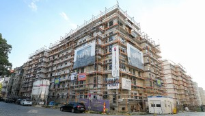 Fehlende Baugenehmigungen bremsen Wohnungsbau