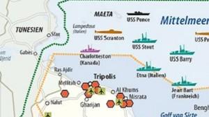 Weiterer Angriff auf Gaddafi-Truppen