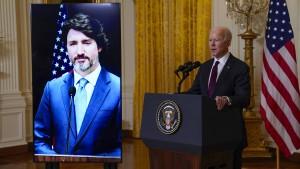Amerika und Kanada wollen klimaneutral werden